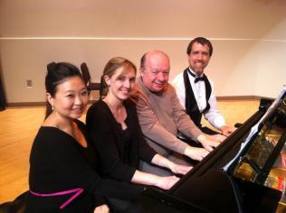 APU Keyboard Faculty Recital: Hannah Yi Hellems, Crystal Rivette, Robert Sage, Joel Clifft