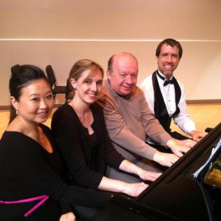 APU Keyboard Faculty Recital: Hannah Yi Hellems, Crystal Rivette, Robert Sage, Joel Clifft